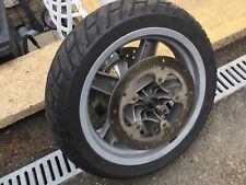 Piaggio X9 500 front wheel & tyre
