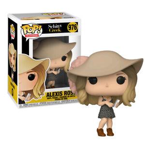 Schitt's Creek Alexis Rose Pop! Vinyl Figure #976 TV Show Comedy Netflix