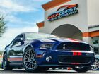 2012 Mustang Shelby GT500 2012 Ford Mustang Shelby GT500 6 Speed Manual 2-Door Coupe