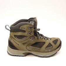 Vasque Womens Breeze III Gray GTX Athletic Hiking Trail Outdoor Mid Boots Sz 10