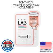 Tonymoly Master Lab Sheet Mask (Collagen) 3pcs