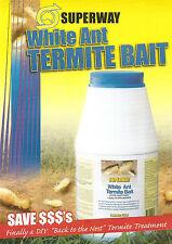 White Ant Termite Bait 500g DIY Superway Back to the Nest Poison Chlorfluazuron