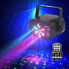 Led 128Pattern Laser Projector Rgb Stage Lighting Party Ktv Dj Disco Lights Club