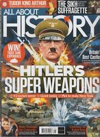 All About History Hitler's Super Weapons Issue 068 2018