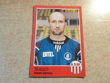original FOOTBALL STICKERS PANINI FOOT 97 1997 Fabien BARTHEZ Monaco (Nr 183)