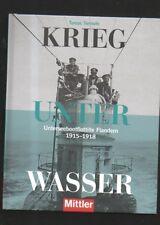 (n15369)   Termote Unterseebootflotille FLANDERN Krieg unter Wasser,  1915