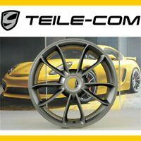 "-50% TOP+ORIG. Porsche 911 991 GT3 20"" Felge/wheel rim 9J x 20 ET55, Platinum"