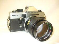 Praktica MTL5 Camera with Tokina Lens ( Pre-owned )