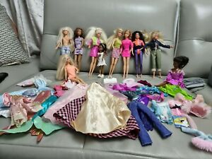 Barbie Bundle with clothes