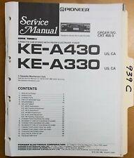 PIONEER KE-3000//KE-5000//KE-5100//KE6100  BELT  KIT 2 belts