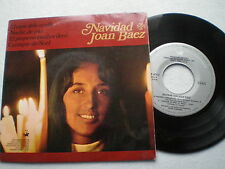 JOAN BAEZ Christmas SPAIN EP 1968