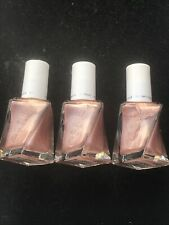 Essie Gel Couture Nail Polish - 610 Handmade Of Honor - Lot Of 3