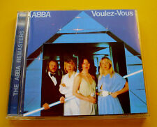 """CD """" ABBA - VOULEZ-VOUS """" 12 SONGS (DOES YOUR MOTHER KNOW)"""