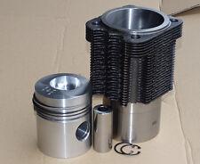 Kolben Laufbuchse für Fendt 200 201 203-270 GT 255-370 mit Deutz F3L912 Motor
