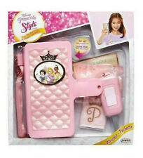 Disney Princess Style Collection Wristlet Pink Pochette with Toy Smartphone New