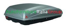 BOX BAULE PORTATUTTO PORTABAGAGLI TETTO AUTO G3 MOD. KRONO 400 (330 LT )