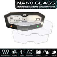 YAMAHA MT-07 / FZ-07 / 700 Tracer (2014+) NANO GLASS Screen Protector x 2