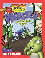Webster the Scaredy Spider-ExLibrary