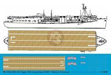 Peddinghaus 1/1250 USS Long Island (AVG-1) Aircraft Carrier Markings WWII 3253