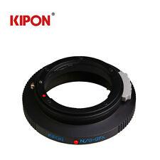 Kipon Adapter For Nikon G N/G Lens to FUJI Fujifilm G-Mount GFX 50S Pro Camera