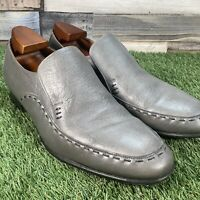 UK10 Loake 'Otley' Slip On Loafers - Formal Wedding - Made In England - EU44