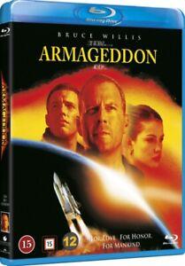 Armageddon Blu Ray