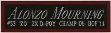Alonzo Mourning (Алонсо Морнинг)