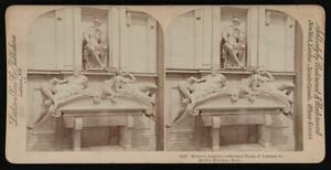 Photo:Michael Angelo's unfinished tomb of Lorenzo de Medici,Florence,Italy 9765