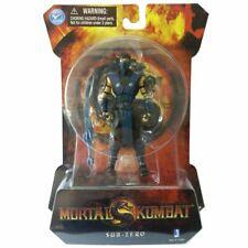 Mortal Kombat 9 Wave 1 Sub Zero 4in Action Figure Jazwares toys