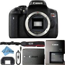 Canon EOS Rebel T6i / EOS 750D w/ EF 50mm f/1.8 STM Lens (INSANE BUNDLE)