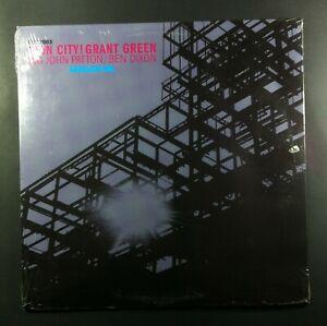 "GRANT GREEN Iron City! VINYL RE LP 12"" 33 COBBLESTONE (New / Sealed)"
