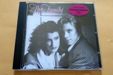 THE FAMILY 'THE FAMILY' CD, SONGS BY PRINCE, VERY RARE, NEW