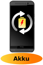HTC One M9 Reparatur: Akku