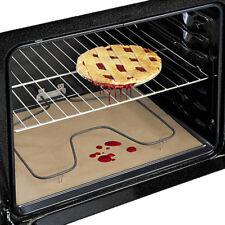 Tapis de cuisson Tapis résistant à la chaleur, feuille de téflon résistant aLTDN