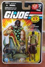 Gi Joe 25th aniversario Croc Master Nuevo y Sellado