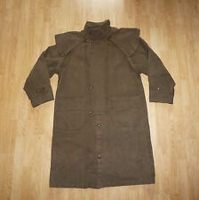 Men's Vintage Marlboro Classics The Original Riding Coat Brown Small / UK 38