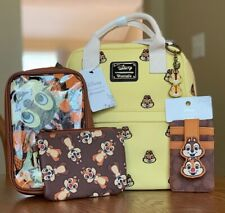 Loungefly Chip & Dale Mini Backpack Collection