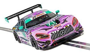 Scalextric Mercedes AMG GT3 P1 Motorsports Daytona 2018 C4044