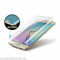 Premium Fully Invisible Curved Screen Protector For Samsung Galaxy S6 EDGE