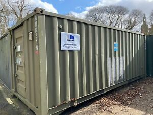 MOD ABLUTION UNITS, 3 X Toilets 3 X Showers, Shower Block, Toilet Block,GLAMPING