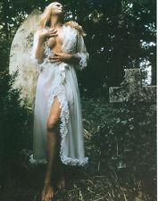 VERONICA CARLSON UNSIGNED PHOTO - 4048 - FRANKENSTEIN & DRACULA