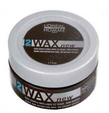 Wax new - Cire coiffante l'Oréal Homme  Force 2 - format 50 ml