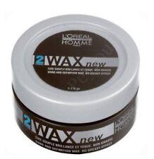 Wax new - Cire coiffante l'Oréal Homme  Force 2 - format 50 ml