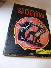 bandes dessinées insolites, spiderman  , N°24 ,1971 (car15)