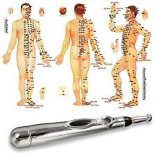 Acupuncture Electric Massage Pen Laser Therapy Heal Massage Pens Pain Relief
