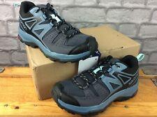 SALOMON LADIES UK 5 EU 38 MILLSTREAM WALKING HIKING SHOES BLACK BLUE M