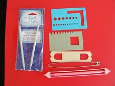 Mixed lot of knitting and needlecraft accessories, mixed 6 (#3)