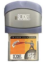 Socket In Hand Scan Card CF Barcode Scanner Laser (IS5006-245)