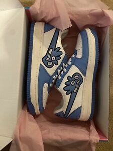 """Euphoric Supply - """"EUPHORIC WARPSTA SHOES"""" Size 9 Signed Box + Accessories"""
