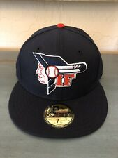 Idaho Falls Braves New Era 59Fifty 7 1/4 MiLB Atlanta Chukars New!